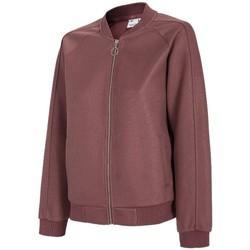 Îmbracaminte Femei Bluze îmbrăcăminte sport  4F Women's Sweatshirt Bordeaux