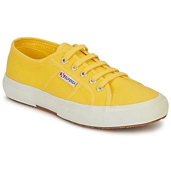 Pantofi Femei Pantofi sport Casual Superga 2750 CLASSIC Galben