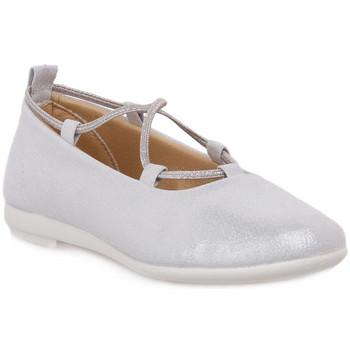 Pantofi Fete Balerin și Balerini cu curea Grunland ARGENTO 05GOOD Grigio