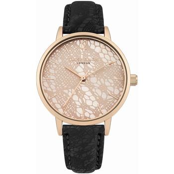 Ceasuri & Bijuterii Femei Ceasuri Analogice Daisy Dixon DD051BRG, Quartz, 34mm, 3ATM Auriu