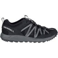 Pantofi Bărbați Pantofi sport Casual Merrell Wildwood Aerosport Gri, Grafit