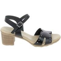 Pantofi Femei Sandale  Porronet Sandale F12626 Noir Negru