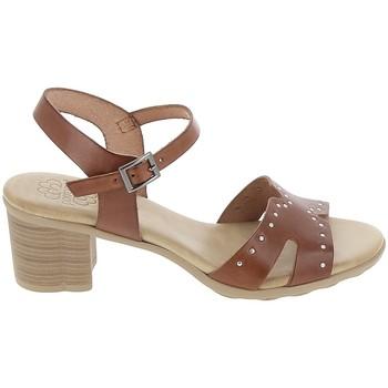 Pantofi Femei Sandale  Porronet Sandale F12626 Marron Maro