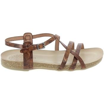 Pantofi Femei Sandale  Porronet Sandale F12615 Marron Maro