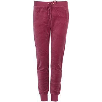 Îmbracaminte Femei Pantaloni de trening Juicy Couture  roșu
