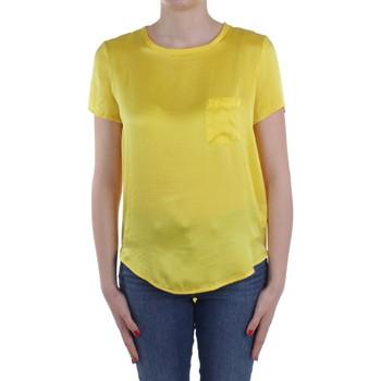 Îmbracaminte Femei Topuri și Bluze Manila Grace C335SU Yellow