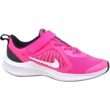 Pantofi Copii Multisport Nike Downshifter 10 Alb, Roz