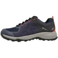Pantofi Bărbați Trail și running Keen Explore WP Negre, Albastru marim