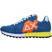 Pantofi Bărbați Pantofi sport Casual Sun68 Z31110 BLUE