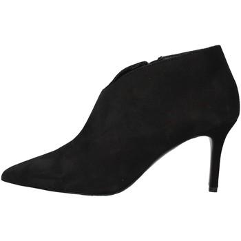Pantofi Femei Botine Paolo Mattei 1413 BLACK