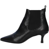 Pantofi Femei Botine Albano 0059 BLACK