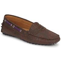 Pantofi Femei Mocasini Etro MOCASSIN 3706 Violet