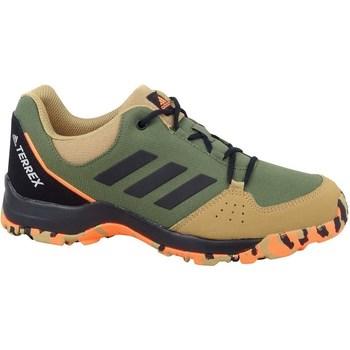Pantofi Copii Pantofi Oxford  adidas Originals Terrex Hyperhiker Verde, Bej