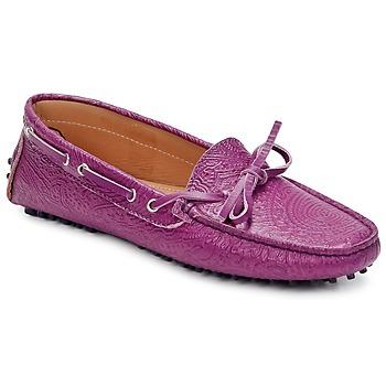 Pantofi Femei Mocasini Etro MOCASSIN 3773 violet