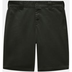 Îmbracaminte Bărbați Pantaloni scurti și Bermuda Dickies Slim fit short verde