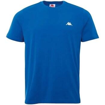 Îmbracaminte Bărbați Tricouri mânecă scurtă Kappa Iljamor Albastre