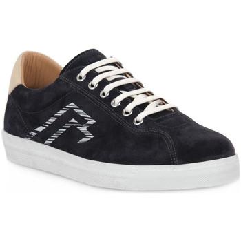 Pantofi Bărbați Pantofi sport Casual Frau AMALFI BLU LATTE Blu