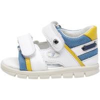 Pantofi Copii Sandale  Falcotto 1500822 01 Alb
