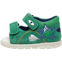 Pantofi Copii Sandale  Falcotto 1500837 02 Verde