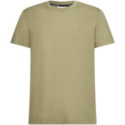 Îmbracaminte Bărbați Tricouri mânecă scurtă Calvin Klein Jeans K10K107088 Verde