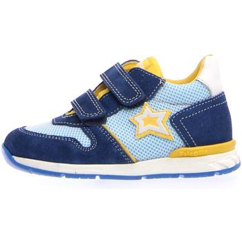Pantofi Copii Sneakers Falcotto 2012389 01 Albastru