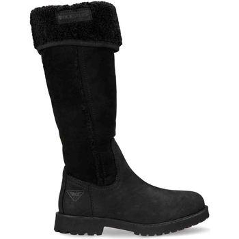 Pantofi Femei Ghete Docksteps DSW103101 Negru