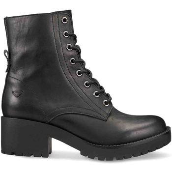 Pantofi Femei Ghete Docksteps DSW106100 Negru