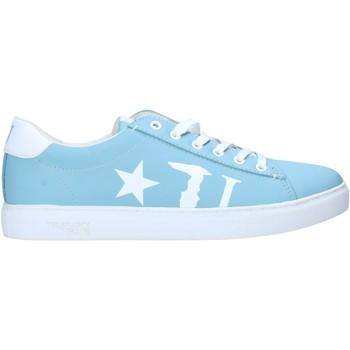Pantofi Femei Sneakers Trussardi 79A00308 Albastru