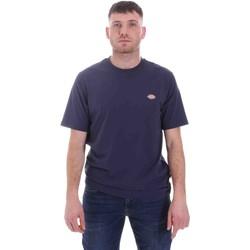 Îmbracaminte Bărbați Tricouri mânecă scurtă Dickies DK0A4XDBNV01 Albastru