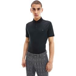 Îmbracaminte Bărbați Tricou Polo mânecă scurtă Calvin Klein Jeans K10K107090 Negru