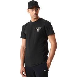 Îmbracaminte Bărbați Tricouri mânecă scurtă New-Era 12590868 Negru