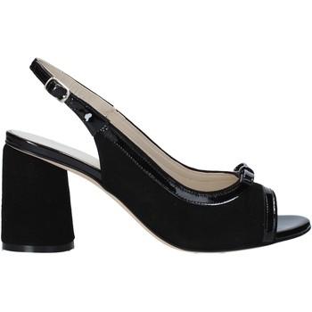 Pantofi Femei Sandale  Melluso HS548 Negru