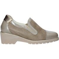 Pantofi Femei Pantofi Slip on Melluso R30721 Bej