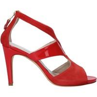 Pantofi Femei Sandale  Melluso HS852 Roșu