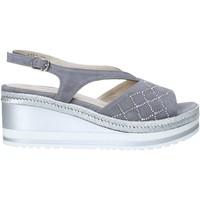 Pantofi Femei Sandale  Melluso HR70734 Gri