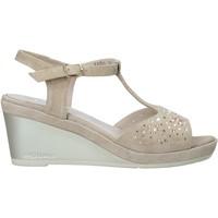 Pantofi Femei Sandale  Melluso HR70511 Bej