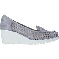 Pantofi Femei Pantofi Slip on Melluso HR20509 Gri
