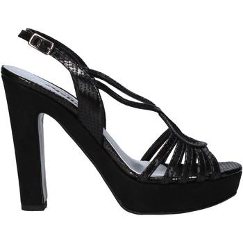 Pantofi Femei Sandale  Melluso HJ484 Negru