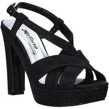 Pantofi Femei Sandale  Melluso HJ440 Negru