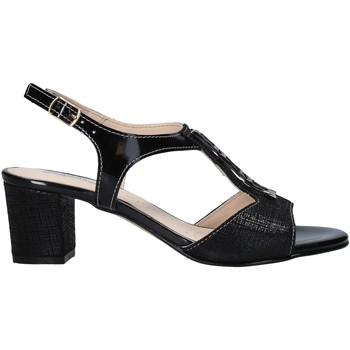 Pantofi Femei Sandale  Melluso HK95360 Negru