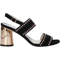 Pantofi Femei Sandale  Melluso HS553 Negru