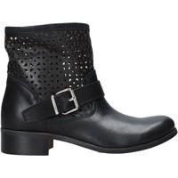 Pantofi Femei Ghete Melluso H01400 Negru