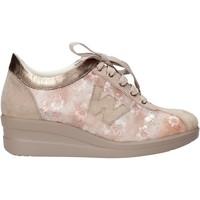 Pantofi Femei Sneakers Melluso HR20128 Bej