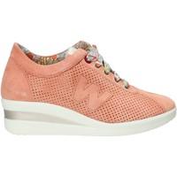 Pantofi Femei Sneakers Melluso HR20110 Portocale