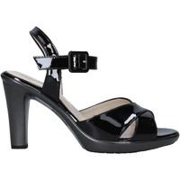 Pantofi Femei Sandale  Melluso HR50137 Negru