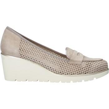 Pantofi Femei Pantofi Slip on Melluso HR20509 Bej