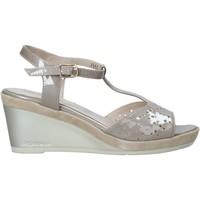 Pantofi Femei Sandale  Melluso HR70520 Bej