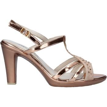 Pantofi Femei Sandale  Melluso HR50134 Roz