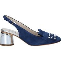 Pantofi Femei Sandale  Melluso HM108 Albastru