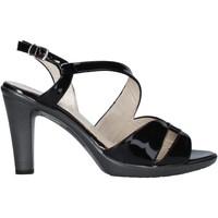 Pantofi Femei Sandale  Melluso HR50138 Negru